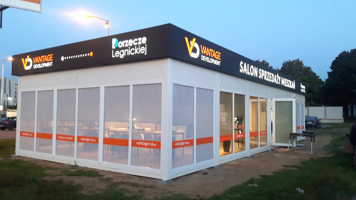 Nowy punkt sprzedaży Vantage Development