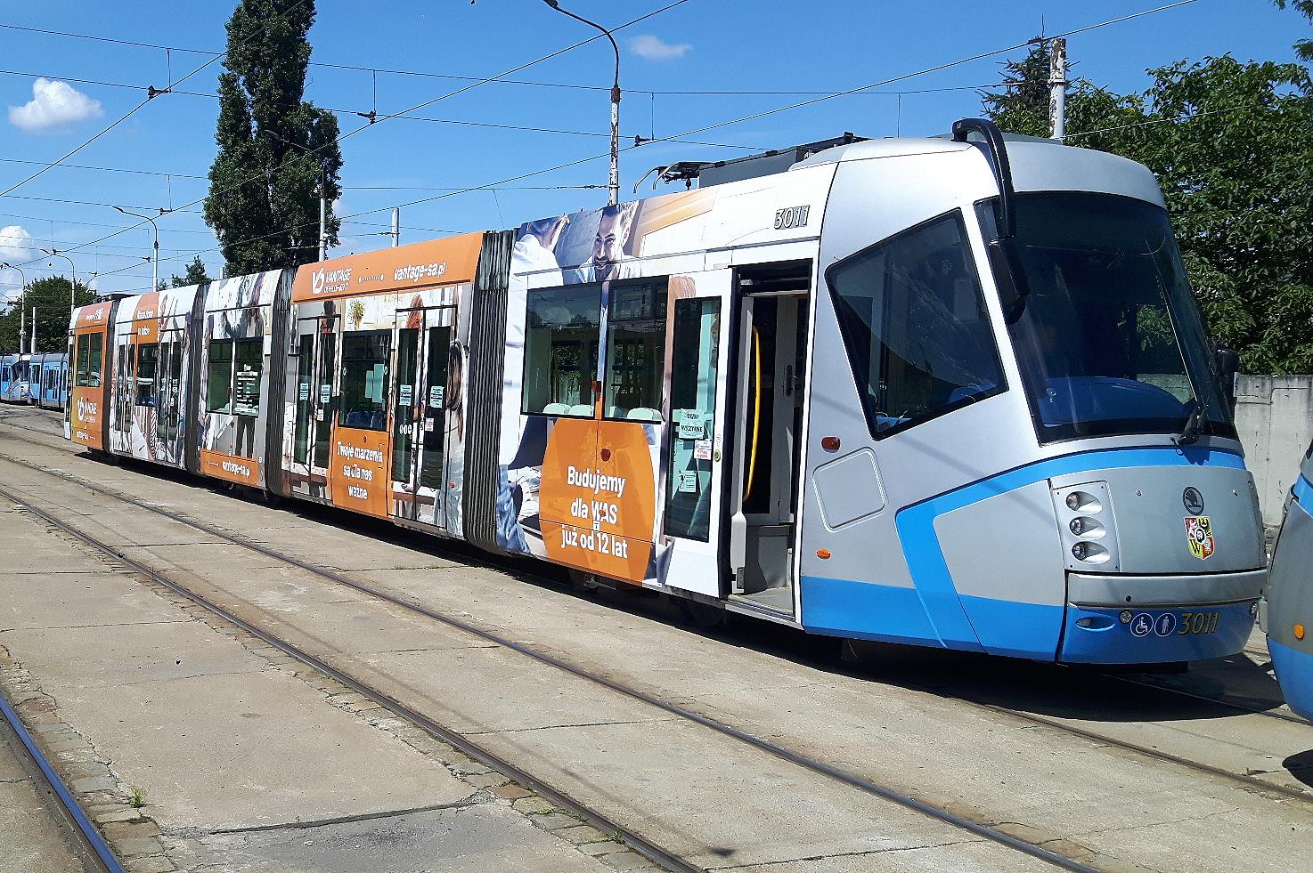 (Polski) Vantage Development – nowy tramwaj
