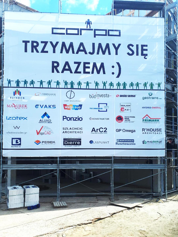 (Polski) Siatka – TRZYMAJMY SIĘ RAZEM